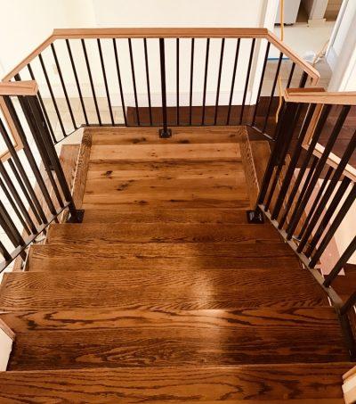 Stairset Flooring