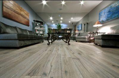 Plank Flooring Design