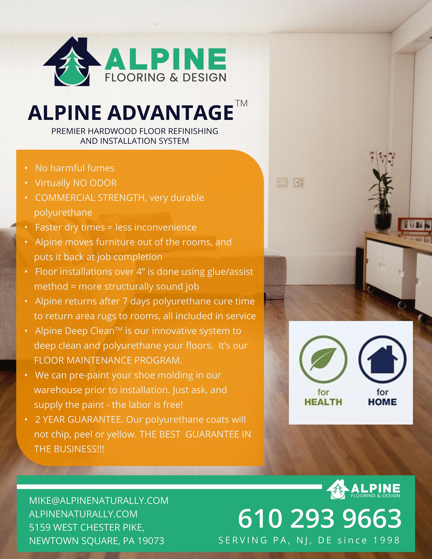 Alpine Advantage 1